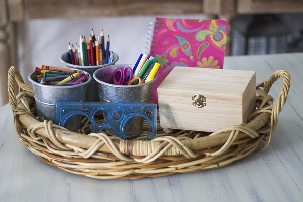 5 Terrific Organizing Tips for Back to School Success at Im an Organizing Junkie blog