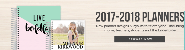 Create Your Own Customized Planner Without all the Work with Purple Trail