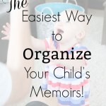 Qeepsake: The Easiest Way to Organize Your Child's Memoirs