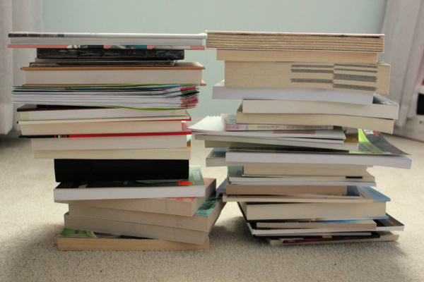 Book purge