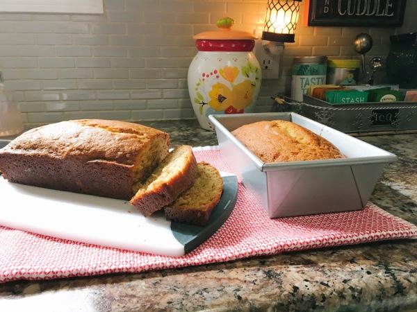 Grandma's Famous Banana Bread