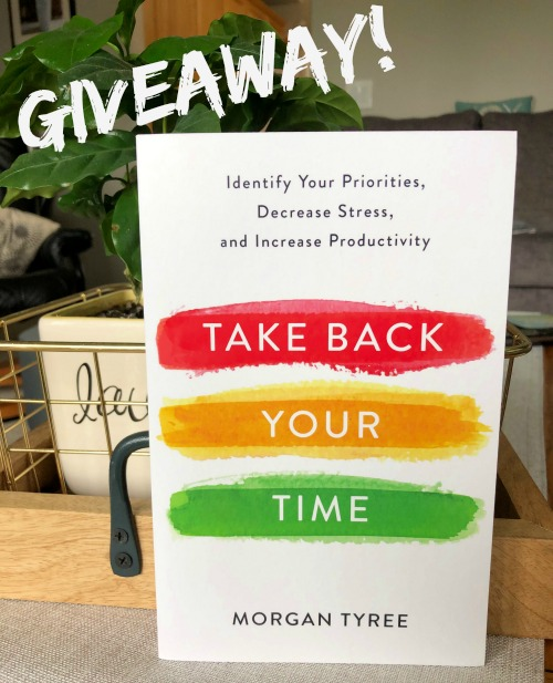 Take Back Your Time Book Giveaway!!!