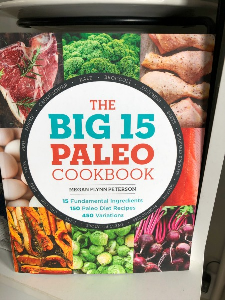 The Big 15 Paleo Cookbook