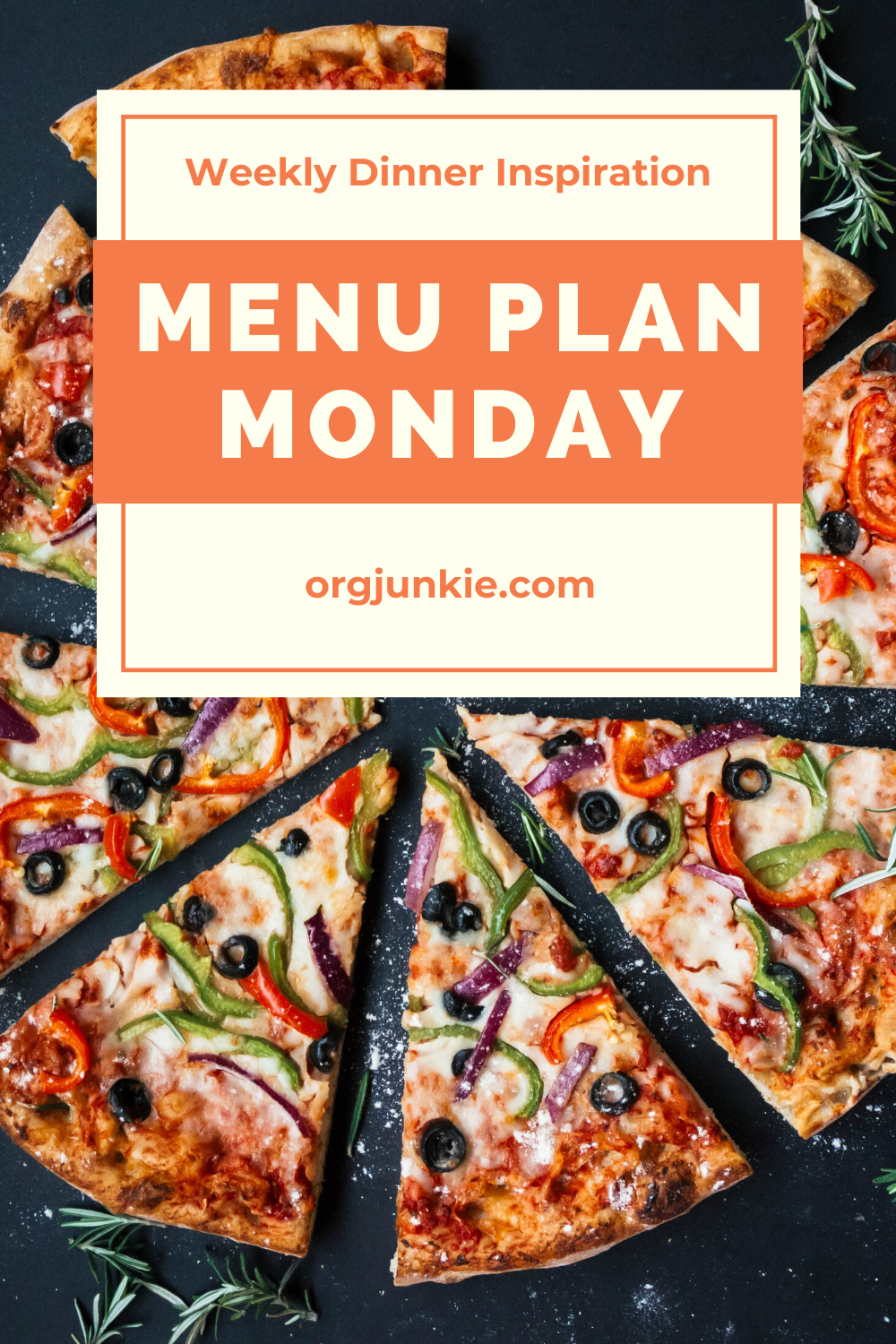 Menu Plan Monday for the week of March 9/20 ~ weekly dinner inspiration to help you get dinner on the table each night with less stress and chaos