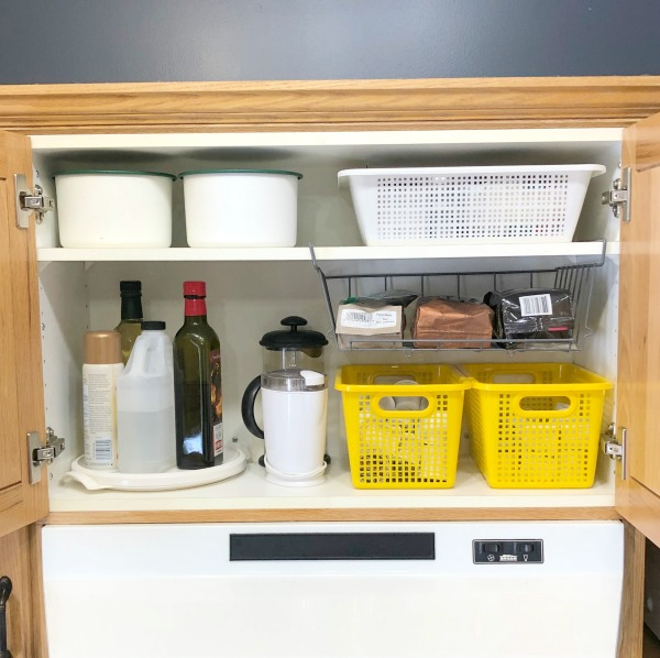 coffee cabinet