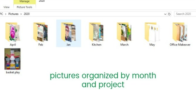 An Easy Way To Backup and Organize Digital Photos