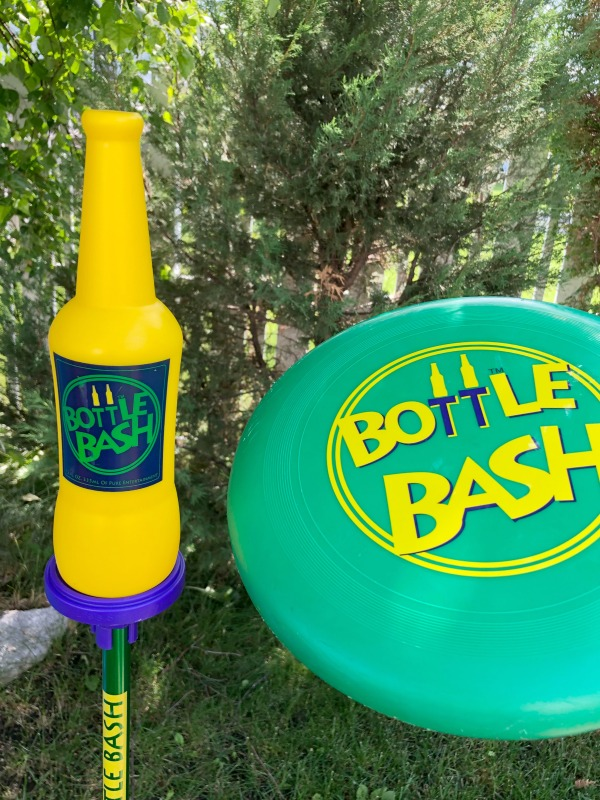 Bottle Bash game