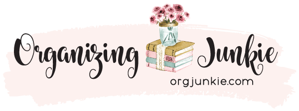 Organizing Junkie New Logo