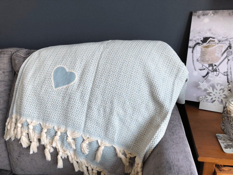 The Jilly Box Blanket