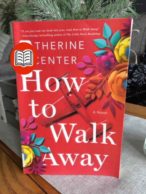 How to Walk Away book