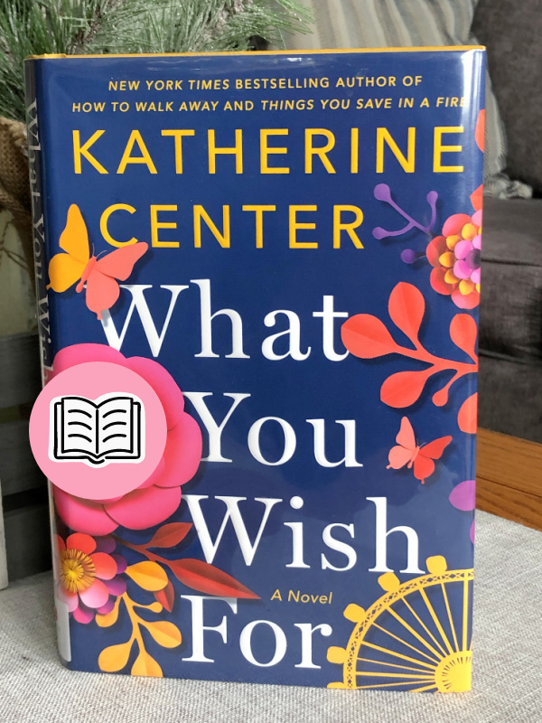What you wish for book