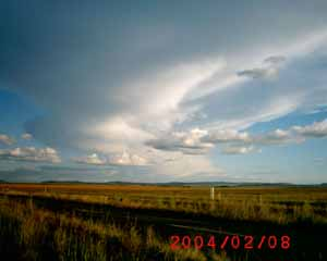 orgonite  cloud buster bringing vortex alive