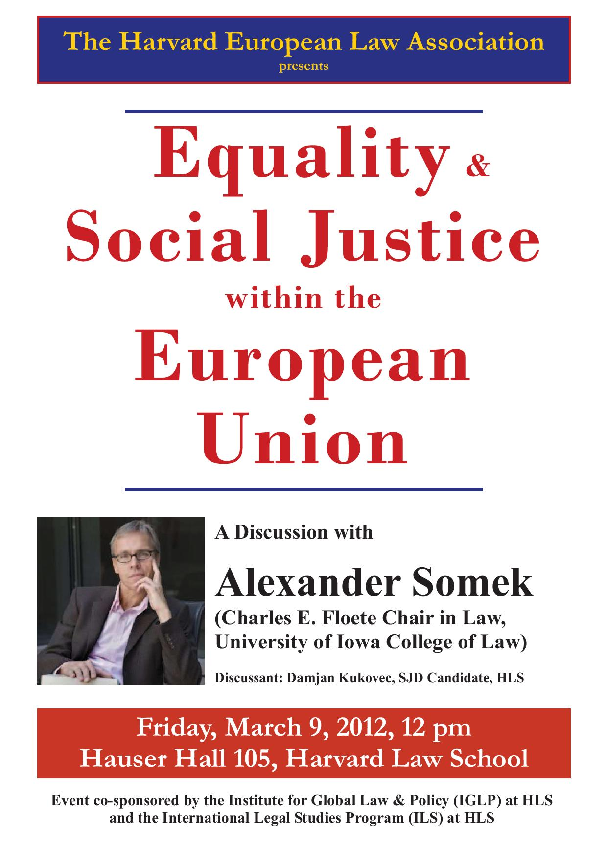 european studies equality Bulk of european court of justice case law regards the concept of pay as contemplated in the equal pay directive (and article 141 of the ec treaty) 3 the effectiveness of legal provisions on gender equality in the employment context depends.