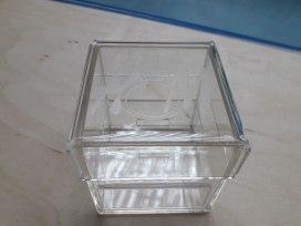 Коробочка для колец с гравировкой