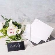 Короб для конвертов из оргстекла