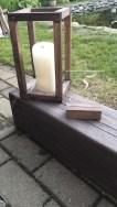 Табличка на стол(основание орех)