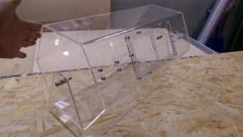 Лототрон 50х30см прозрачный