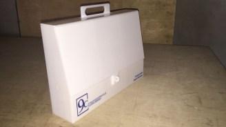 Подставка под оборудование из оргстекла с крышкой