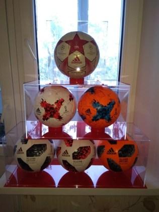 Колпаки для коллекции мячей