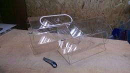 Прозрачные лототроны из акрила