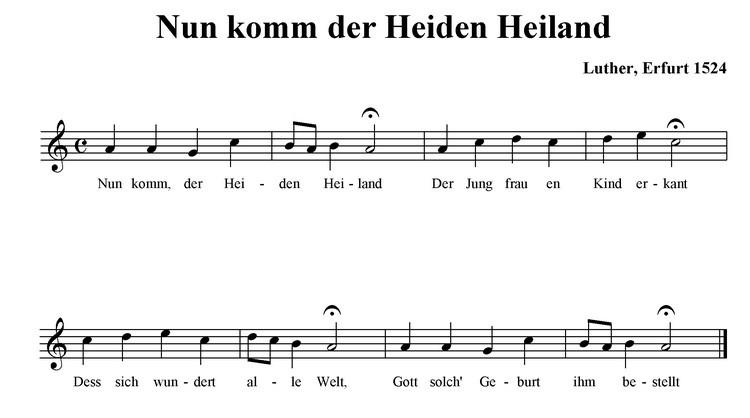 Melodie_Nun_komm