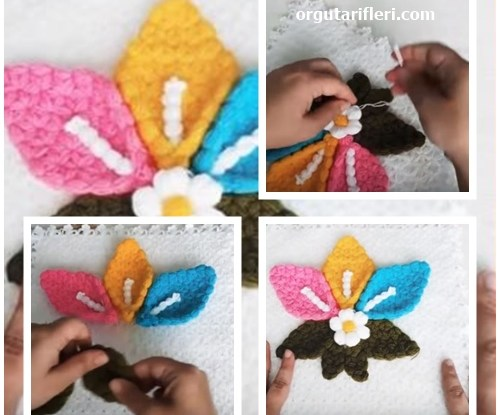 Knitted Toys & Amigurumi / Orkide Örgü at sahibinden.com - 691327314 | 415x500