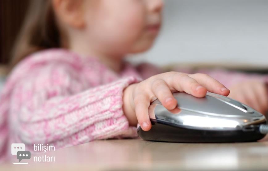 Çocukları Bilgisayarlar İle Tanıştırma Yaşı nedir?