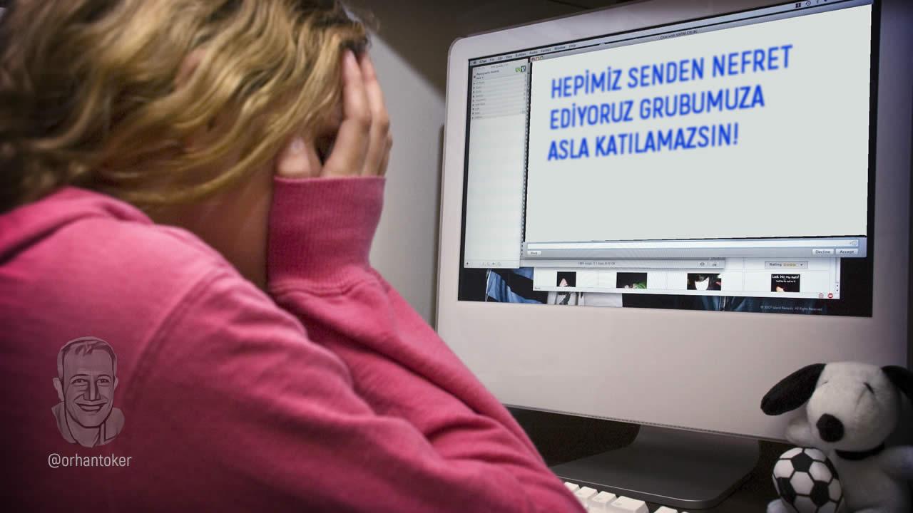 Siber Zorbalıkla Nasıl Mücadele Edilir?