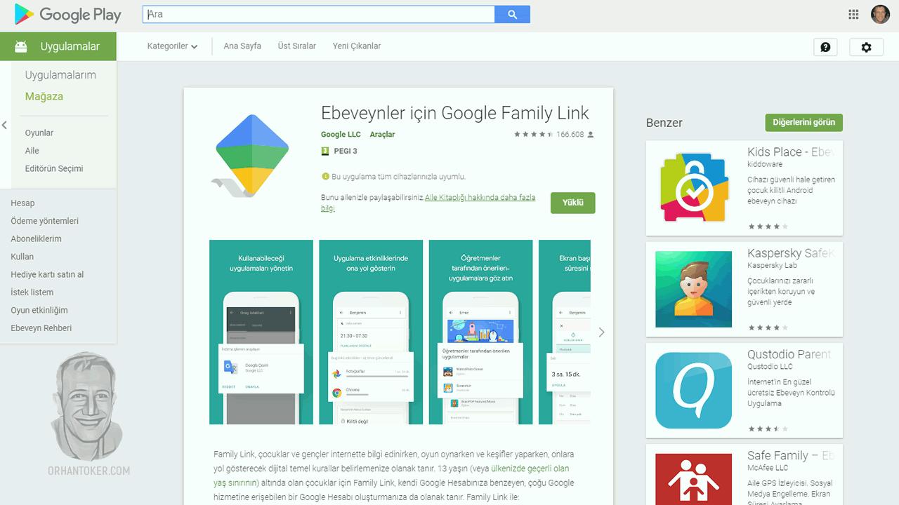 Google Famil Link