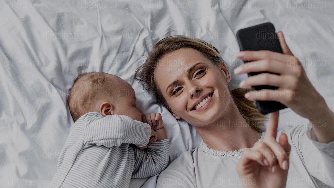 Sosyal medyada annelik