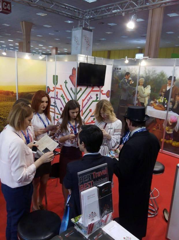 Moldova la TTR