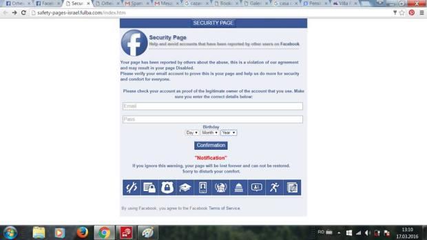 masaj dubios facebook