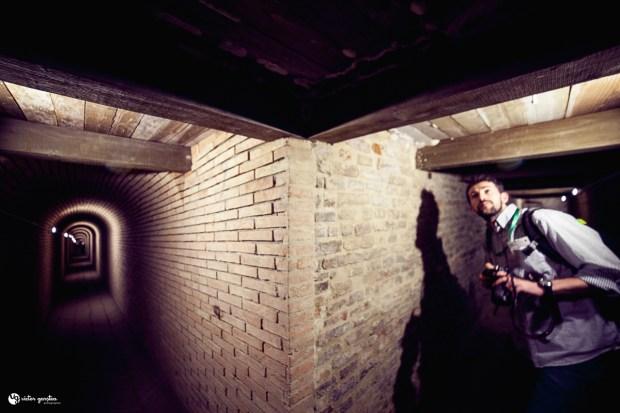conacul manuc bey tunel