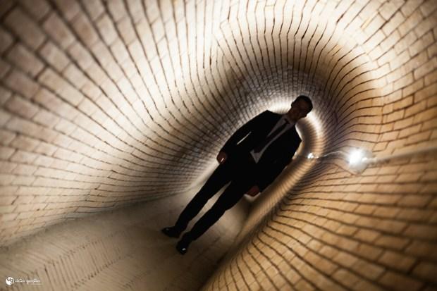 tunelul conacul manuc bey