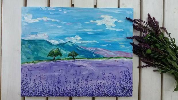 painting levantica