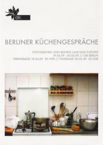 Berliner Küchengespräche