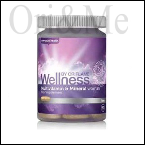 Multivitamin & Mineral Woman