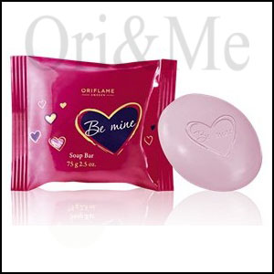 Be Mine Soap Bar