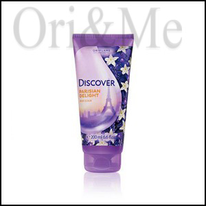 Discover Parisian Delight Body Scrub