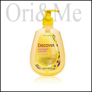 Discover Sicilian Dream Liquid Hand Soap