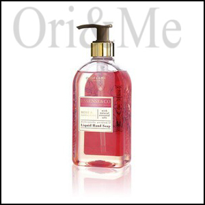 Essense& Co. Rose & Sandalwood Liquid Hand Soap