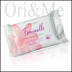 Feminelle Refreshing Intimate Wipes