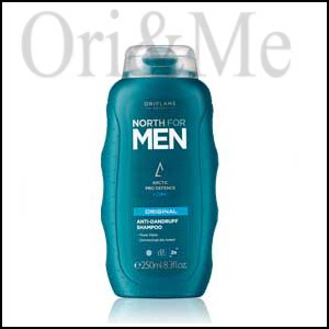 North For Men Anti-Dandruff Shampoo