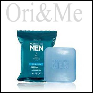 North For Men Original Soap Bar