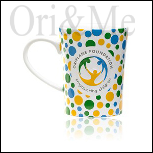 Oriflame Foundation Mug