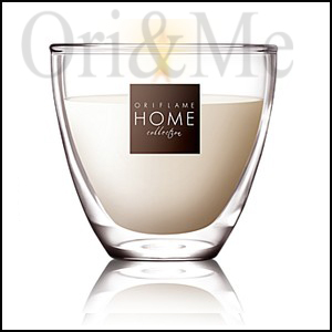 Oriflame Home Collection Gourmet Treat in Baden-Baden Scented Candle