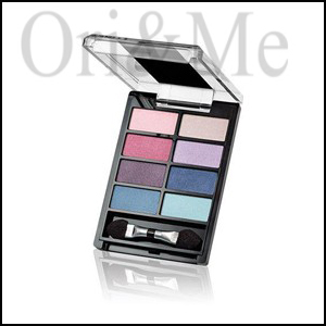 Very Me Romance For Your Eyes Only Palette