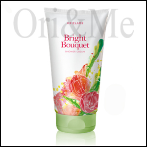 Bright Bouquet Shower Cream