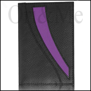 Celebrity Men's Passport Holder