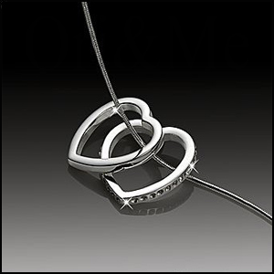 double-hearts-necklace